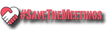 Save The Meetings Logo